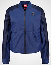 Nike Sportswear COURT  Bombejakke coastal blue/black