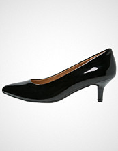 Caprice Klassiske pumps black