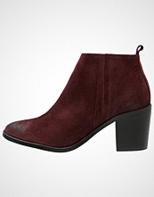 Pieces PSUMIKO  Ankelboots plum perfect