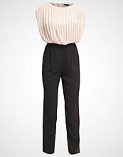 Warehouse Jumpsuit cream/black