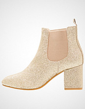 Missguided Ankelboots gold