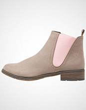 Marco Tozzi Ankelboots taupe