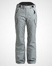 Twintip Performance Vanntette bukser grey melange