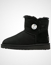 UGG Australia MINI BAILEY BUTTON BLING Vinterstøvler black