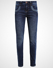 Mos Mosh MARLEY Slim fit jeans dark blue denim