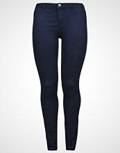 Junarose JRQUEEN Slim fit jeans dark blue denim
