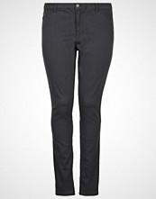 Junarose JRQUEEN Slim fit jeans dark grey denim