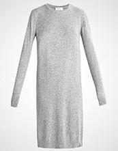 Cartoon Strikket kjole middle grey melange