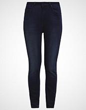 Lee SCARLETT HIGH CROPPED Jeans Skinny Fit super dark