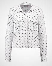 Superdry NOLITA Skjorte white/black