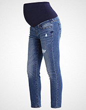 GAP Maternity Slim fit jeans light indigo
