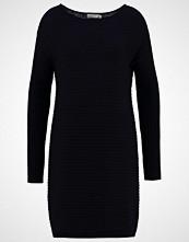 Betty & Co Strikket kjole dark sapphire