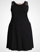 Anna Field Curvy Jerseykjole black/peach whip