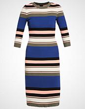 Lost Ink Strikket kjole multi