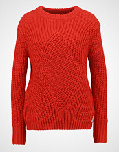 Superdry ALBANY Jumper courage red