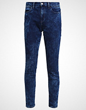 Wrangler Jeans Skinny Fit bluemarble