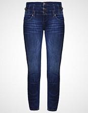Liu Jo Jeans BOTTOM UP RAMPY Slim fit jeans blue wash