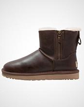 UGG Australia CLASSIC MINI Vinterstøvler chestnut