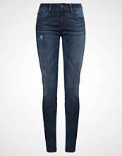Mavi LINDY Slim fit jeans deep shadded stretch