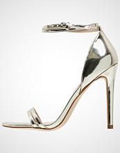 ALDO ELIVIA Sandaler med høye hæler gold
