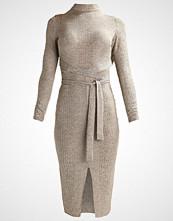 Lavish Alice Strikket kjole gold