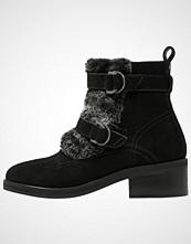 SPM TOASTER Støvletter black/dark grey