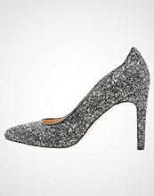 KIOMI Høye hæler black glitter