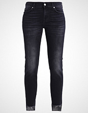 7 For All Mankind ROXANNE Slim fit jeans washed black