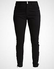 Zizzi NILLE Slim fit jeans black