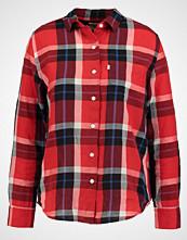 Levi's SIDNEY BOYFRIEND FIT Skjorte cimbasso flame scarlet