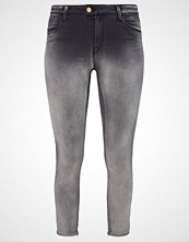 Replay TOUCH  Jeans Skinny Fit black power denim