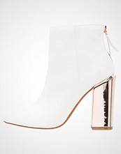 Missguided Ankelboots white