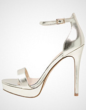 ALDO MADALENE Sandaler med høye hæler gold