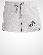 Adidas Performance Sports shorts medium grey heather/black