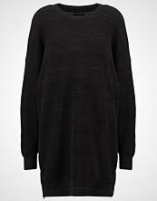 G-Star GStar THUXA 3D ZIP KNIT DRESS L/S Strikket kjole black/raven