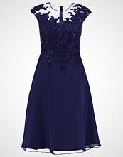 Luxuar Fashion Cocktailkjole mitternachtsblau