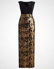 Adrianna Papell Jerseykjole black/gold