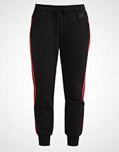 Adidas Performance Treningsbukser black/core pink