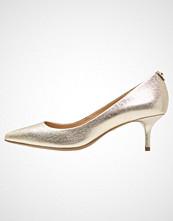 Michael Kors Klassiske pumps pale gold