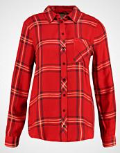 Part Two ENJA  Skjorte artwork dark red