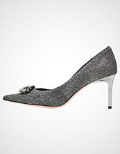 Oxitaly RUBINA Klassiske pumps assia black/argento