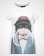 Saint Noir Tshirts med print white