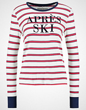 Abercrombie & Fitch Topper langermet red