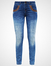 Mos Mosh Jeans Skinny Fit blue denim