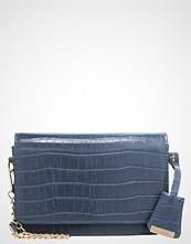 Glamorous Skulderveske grey/blue