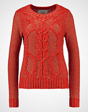 Abercrombie & Fitch Jumper red