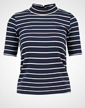 Abercrombie & Fitch Tshirts med print navy