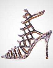 Steve Madden SLITHUR Sandaler med høye hæler multicolor glitter