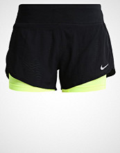 Nike Performance RIVAL Sports shorts black/volt/reflective silver