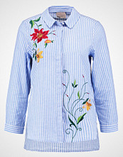 Vero Moda VMCLASSY Skjorte snow white/blue